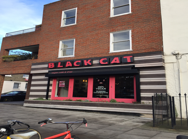 We Are One - Vagan Blog - the black cat vegan cafe review